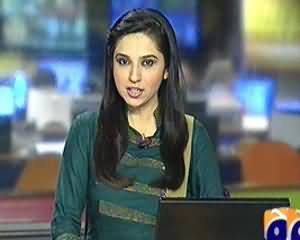 Geo News 9pm Bulletin – 4th November 2013