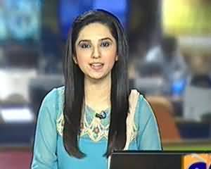 Geo News 9pm Bulletin – 5th November 2013