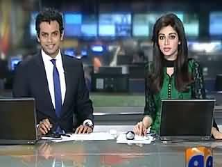 Geo News 9pm Bulletin – 6th September 2015