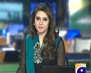 Geo News 9pm Bulletin – 7th January 2014