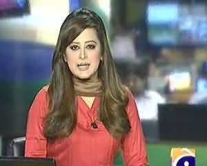 Geo News 9pm Bulletin – 8th January 2014