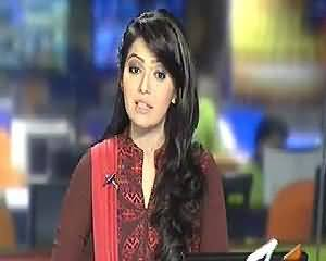 Geo News 9pm Bulletin – 8th October 2013