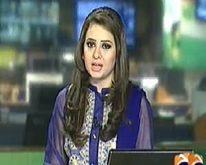 Geo News 9pm Bulletin – 8th October 2014
