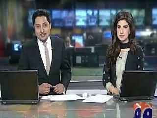 Geo News 9pm Bulletin – 9th August 2015