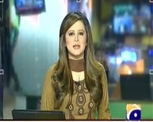 Geo News 9pm Bulletin – 9thFebruary 2014