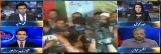 Geo News Special Transmission (Farooq Sattar Ka Bara Elan) - 9th November 2017