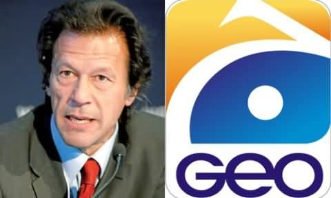 Geo Sends Legal (Defamation) Notice to Imran Khan and Pressurizes to Not to give Interview to Mubashir Luqman