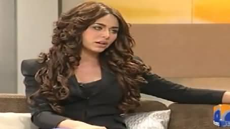 Geo Shaan Sey (EID Special with Model Ayyan Ali) – July 19th 2015