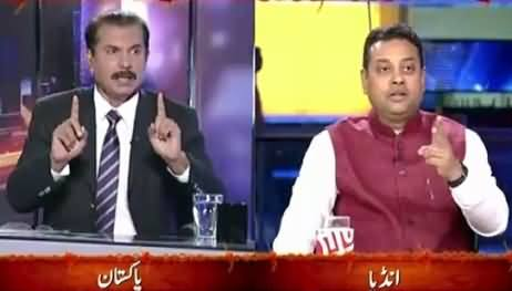 Geo Special (Takra Between Pak India Analysts) – 22nd August 2015