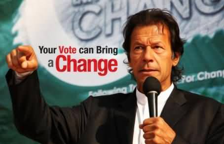 Get Ready For A New Tsunami - Imran Khan Call For A Big Gathering on 11th May in Lahore