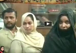 Girls and Women doing Crimes - A great number of crimes are done by female criminals in Pakistan