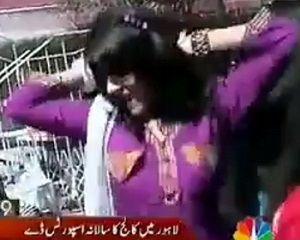 Girls Vulgur Dance in Punjab College Fun Mela Day - Not Less than Any Bollywood Show