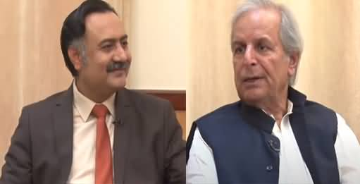 GNN Kay Sang with Mohsin Bhatti (Guest: Makhdoom Javed Hashmi) - 11th July 2021