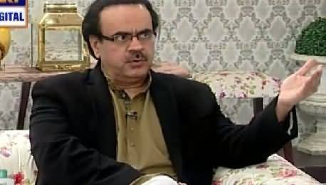 Good Morning Pakistan (Dr. Shahid Masood Special Interview) - 13th January 2016