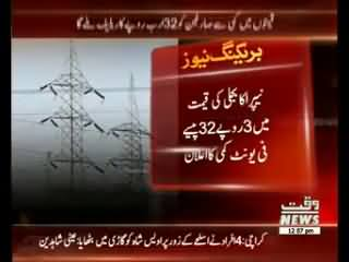 Good News For Public: NEPRA Annouced To Reduce Electicity Prices