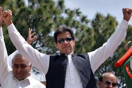 Govt Considering to Put Imran Khan Under House Arrest in Bani Gala