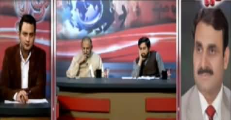 Goya with Arsalan khalid (Judicial Commission For Election Rigging) - 13th December 2014