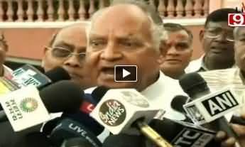 Ha Ha Ha - Indian Politician Bayan Dena Laga To Us Ke Daant Bahar Gir Pare