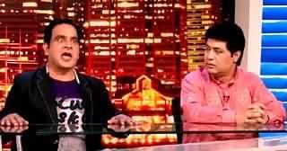 Hadd-e-Adab (Comedy Show) On 92 News – 11th April 2015