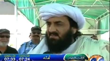 Hafiz Hamdullah Exclusive Talk About Mufti Abdul Qavi & Qandeel Baloch