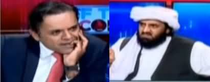 Hafiz Hamdullah Faces Tough Questions From Kashif Abbasi