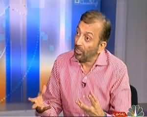 Hai kohi Jawab - 26th June 2013 (Exclusive Interview Of Farooq Sattar MQM)