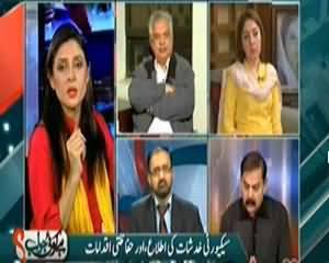 Hai Kohi Jawab (TTP Ki Badla Lene Ki Dhamki, Kiya Hakumaat Tayyar Hai?) – 5th November 2013