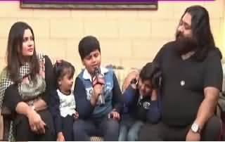 Hamare Mehman on ARY News - 28th January 2018