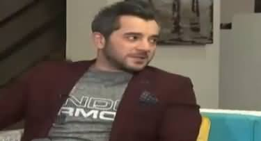 Hamare Mehman (Guest: Kashif Mehmood) - 4th February 2018