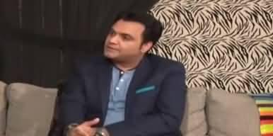 Hamare Mehman (Guest: Yasir Akhtar) - 25th February 2018
