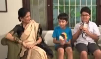 Hamare Mehman (Guest: Zubaida Aapa) - 26th November 2017