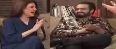 Hamare Mehman (Sahir Ali And Resham) - 22nd April 2018