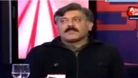 Hamid Gul Forced Nawaz Sharif to Have Alliance with Terrorist Outfit ASWJ - Sheikh Waqas Akram