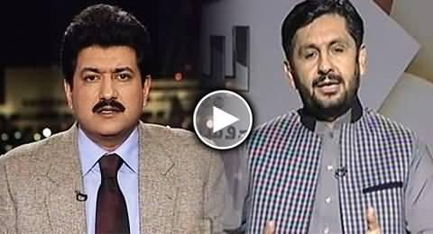 Hamid Mir and Saleem Safi Views on Clash Between Ch. Aitzaz Ahsan & Ch. Nisar