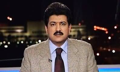 Hamid Mir Comments on Ahsan Iqbal's Sudden Arrest by NAB