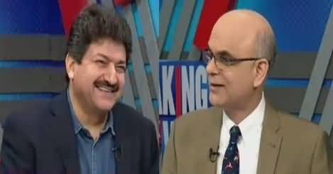 Hamid Mir Comments on Chaudhry Nisar's Press Conference
