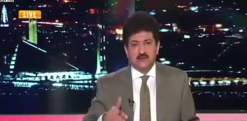 Hamid Mir Comments On New York Times Story About Pak Army