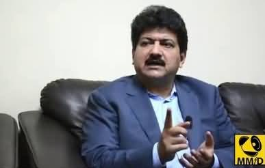 Hamid Mir Criticizes Army For Not Giving out Details of Corruption of Army Officers