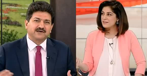 Hamid Mir First Exclusive Interview On Hum News - 12th May 2018