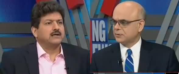Hamid Mir Gets Hyper on Nawaz Sharif's Conviction by NAB Court