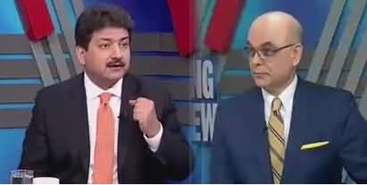 Hamid Mir Giving Big News Regarding Zardari & Nawaz