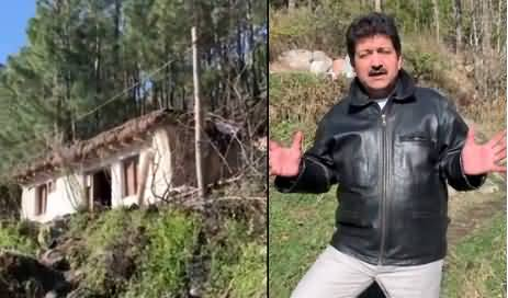 Hamid Mir Reached Jaba And Exposed Indian Claims of So Called Surgical Strike
