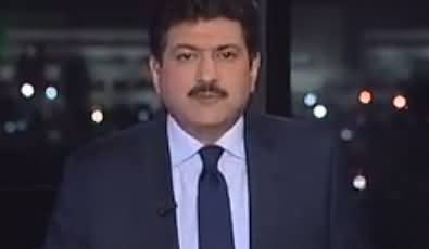Hamid Mir Response on Imran Ali's Alleged Bank Accounts
