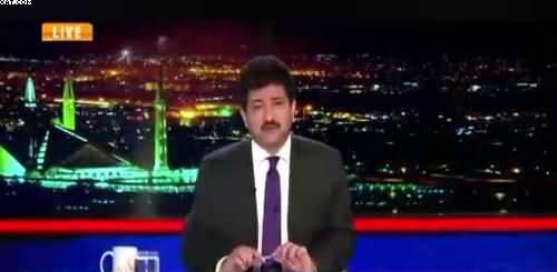 Hamid Mir's Comments On CJP Saqib Nisar's Remarks about Pervaiz Musharraf
