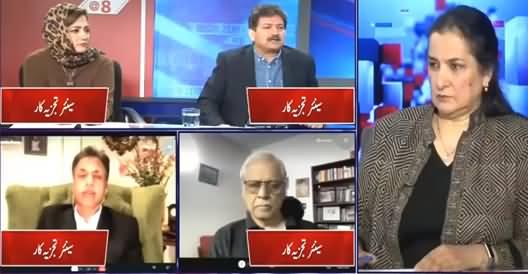 Hamid Mir's Comments on PTI Govt's Strategy Regarding Tehreek e Labbaik