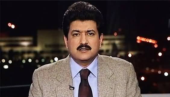 Hamid Mir's Latest Tweet Regarding On-Going Operation Against TLP In Lahore