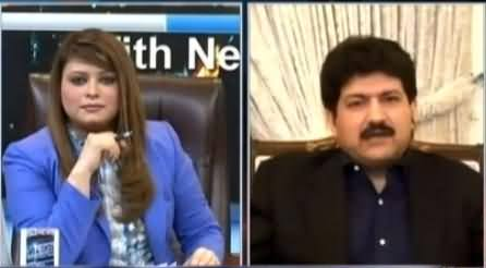 Hamid Mir's Reply to Zaid Hamid on Saying That He is An Agent of RAW