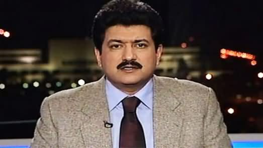 Hamid Mir's Tweet on Mubashir Luqman's Interview to Israel's Channel