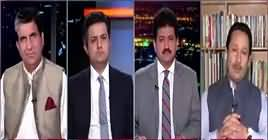 Hamid Mir Show (Discussion on PTI's Mini Budget) – 18th September 2018