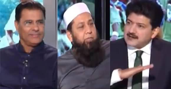 Hamid Mir Show (Kaptan ki Kahani, Kaptan Ke Doston Ki Zubani) - 21st August 2018